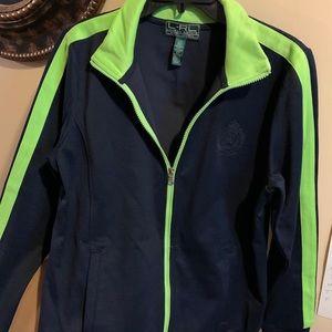 Lauren Ralph Lauren athletic Jacket